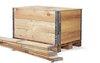 Dřevěný nástavný rám palety,  1200 x 800 x 200 mm  -