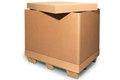3−dílný paletový kontejner