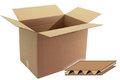 Klopová krabice, 3−vrstvá