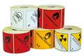 Etikety pro nebezpečné zboží