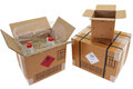Krabice pro nebezpečné zboží