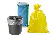 sáčky na odpad a pytle se stojanem