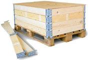 Dřevěné nasazovací rámy