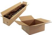 Modul-, kvadratické a dlouhé klopové krabice