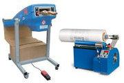 Stroje k výrobě plnícího a polstrovacího materiálu