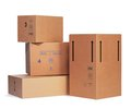 Krabice do zámoří a na domácí potřeby